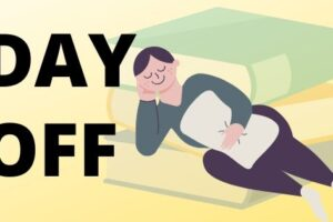 Should you take a day off from studying? With the Best Answer.