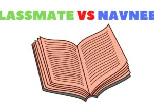 Navneet vs Classmate which has the best notebooks.