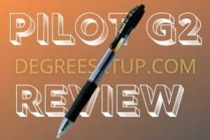 Pilot G2 Retractable Review – Is It Really The Best Pen So Far?